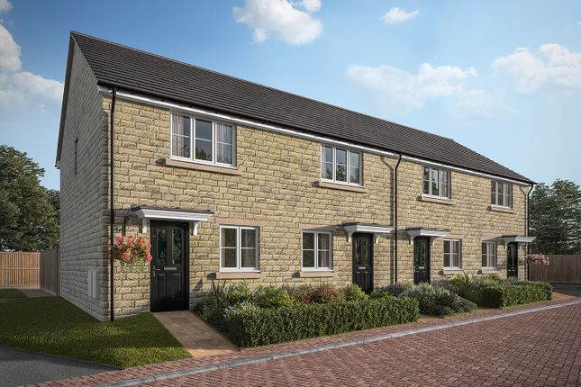 """Thumbnail Terraced house for sale in """"The Harcourt"""" at Apperley Road, Apperley Bridge, Bradford"""