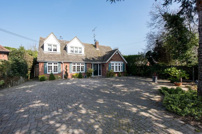 Thumbnail Detached house for sale in Peartree Lane, Danbury, Chelmsford