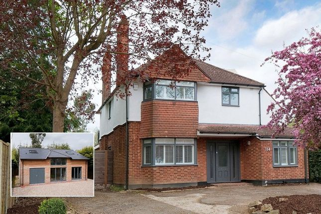 Thumbnail Detached house for sale in Leigh Road, Hildenborough, Tonbridge