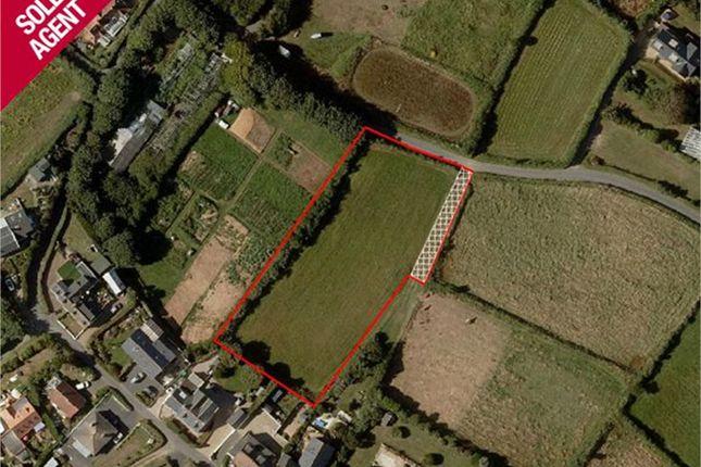 Thumbnail Land for sale in Rue De L'aitte, St. Pierre Du Bois, Guernsey