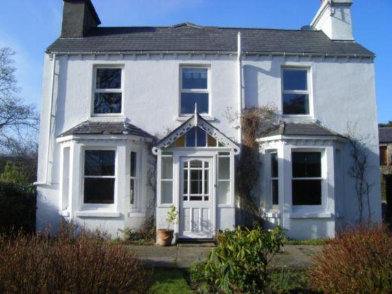 Thumbnail Town house to rent in Ballagawne Road, Baldrine