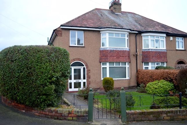 Thumbnail Semi-detached house to rent in Windsor Crescent, Berwick-Upon-Tweed