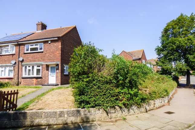 Thumbnail Semi-detached house for sale in Marks Square, Northfleet, Gravesend