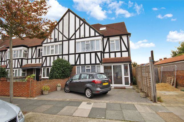 Thumbnail End terrace house for sale in South Gipsy Road, Welling, Kent