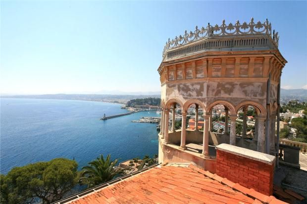 Thumbnail Property for sale in Mont Boron, Nice, French Riviera, 06000