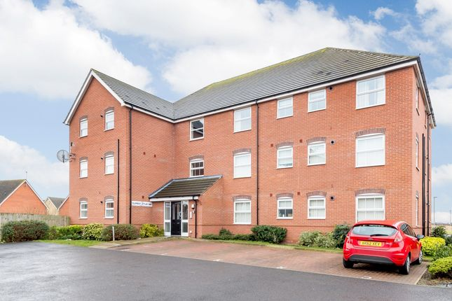 Thumbnail Flat for sale in Clement Attlee Way, King's Lynn, Norfolk
