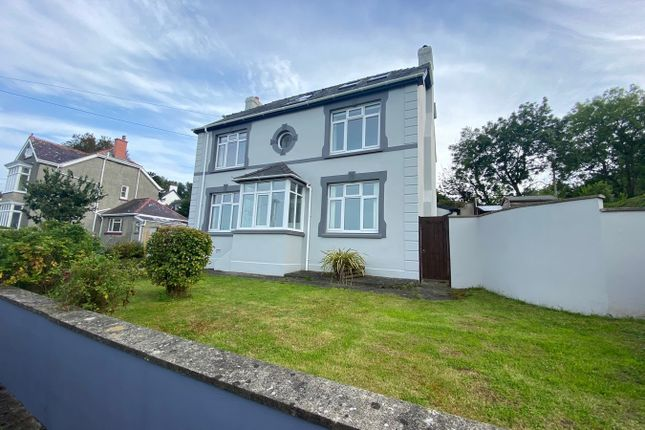 Thumbnail Detached house for sale in Lynfield Place, Francis Street, New Quay