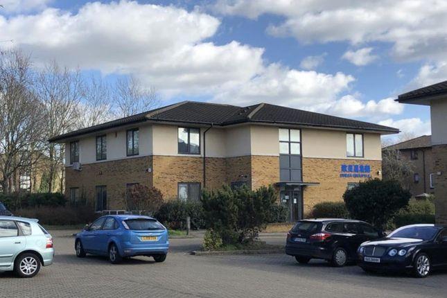 Thumbnail Office for sale in Omega House, Milburn Avenue, Milton Keynes