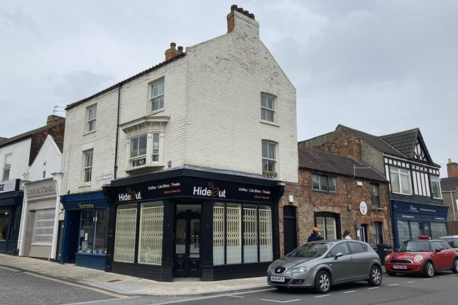 Thumbnail Commercial property for sale in - 49 Sea View Street, & 20 Cambridge Street, Cleethorpes, North East Lincolnshire