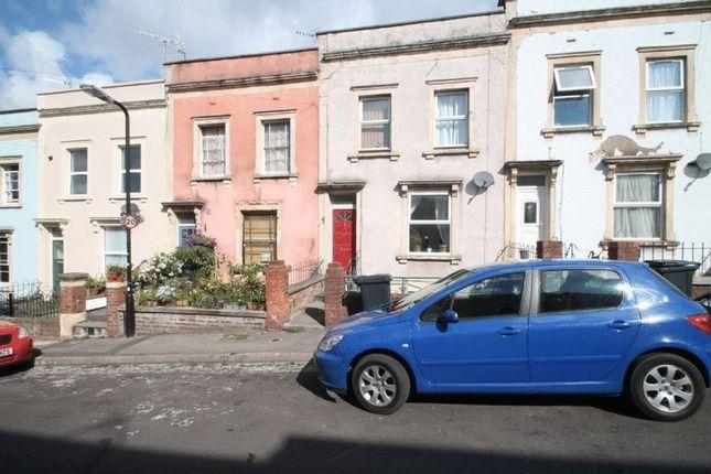 Thumbnail Maisonette to rent in Richmond Street, Totterdown, Bristol