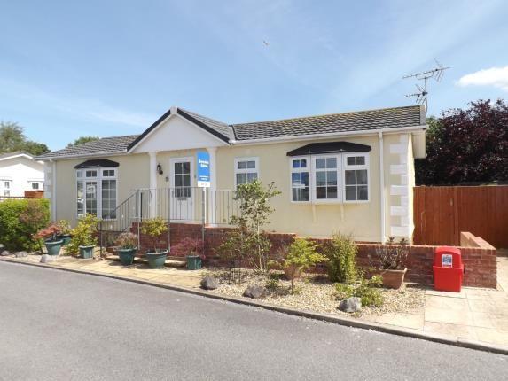 Thumbnail Mobile/park home for sale in Morfa Ddu, St. James Drive, Prestatyn, Denbighshire