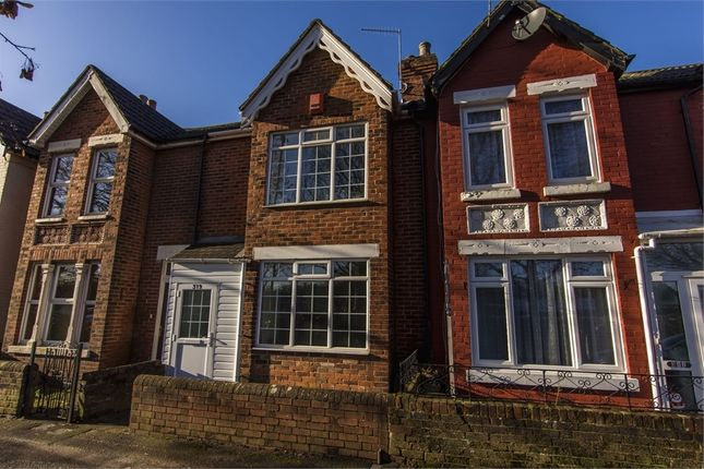 Thumbnail Terraced house to rent in Market Street, Eastleigh, Hampshire