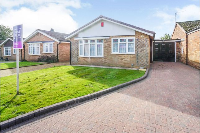 Thumbnail Bungalow for sale in Walcot Close, Sutton Coldfield