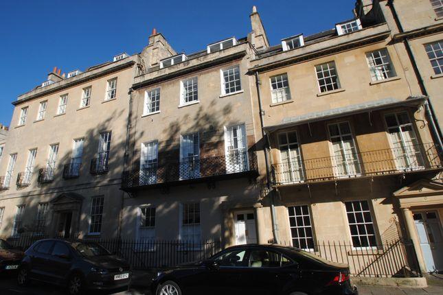 Thumbnail Flat to rent in 7A Upper Church Street, Bath