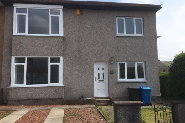 Thumbnail Semi-detached house to rent in Orchy Gardens, Clarkston, Glasgow