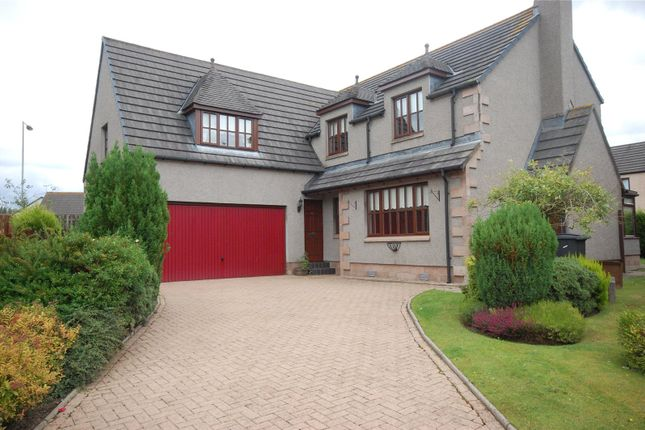 Thumbnail Detached house to rent in Coldstone Avenue, Kingswells, Aberdeen, Aberdeenshire
