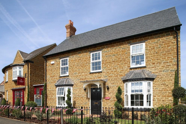 Thumbnail Detached house for sale in The Winchester, Off Dukes Meadow Drive, Banbury Oxfordshire