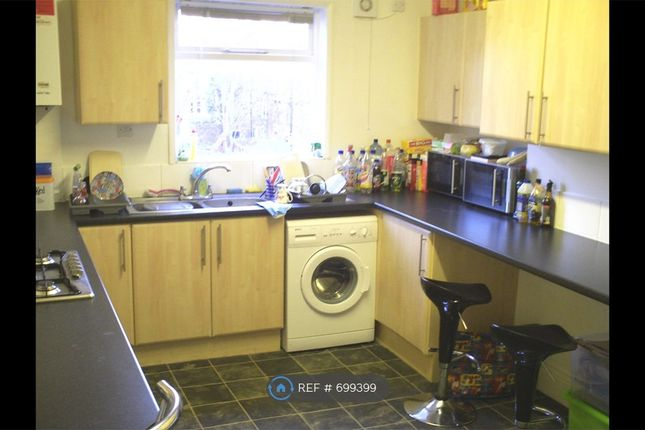 Thumbnail Terraced house to rent in Parkers Road, Sheffield