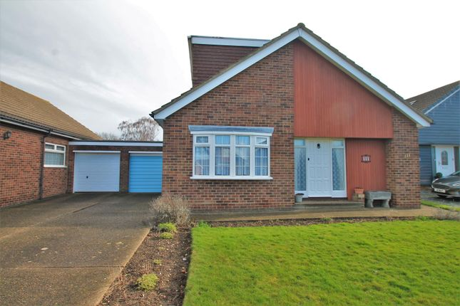 Thumbnail Detached bungalow for sale in Cambria Crescent, Gravesend