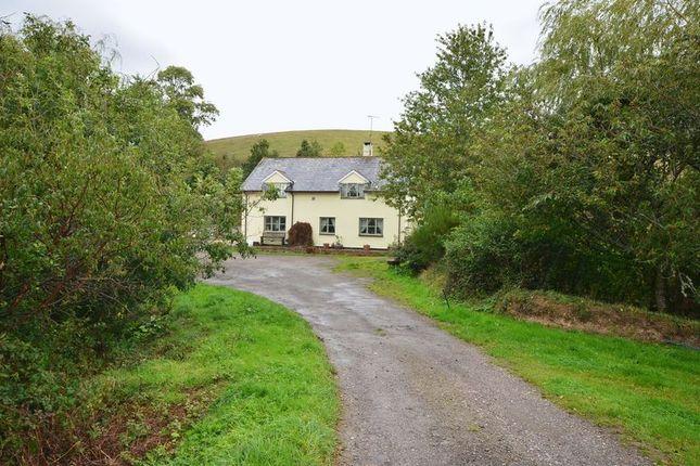 Thumbnail 4 bed detached house to rent in Thornhill Farm, Hittisleigh, Devon