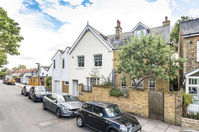 Thumbnail Detached house for sale in Park Lane, Teddington