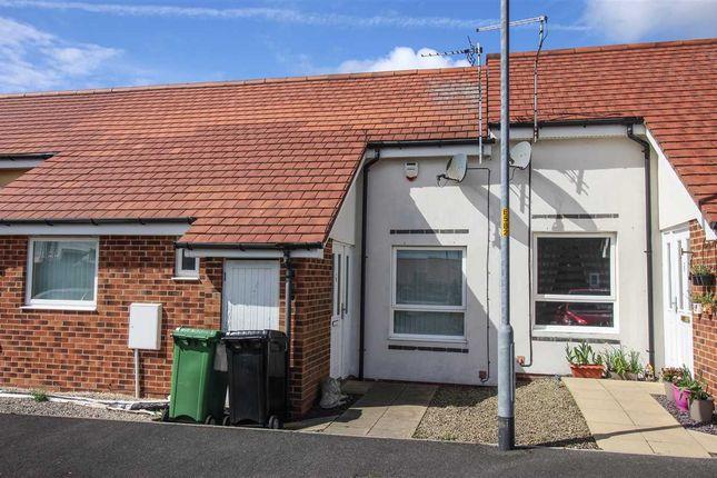 Thumbnail Bungalow to rent in Harrogate Court, Barley Rise, Ashington