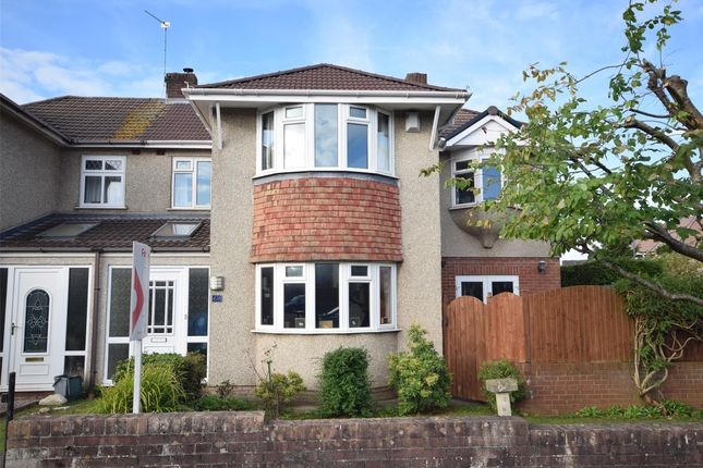 4 bed semi-detached house for sale in Bromley Heath Avenue, Downend, Bristol