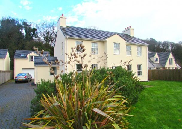 Thumbnail Detached house to rent in Mountain View, Gardeners Lane, Ramsey