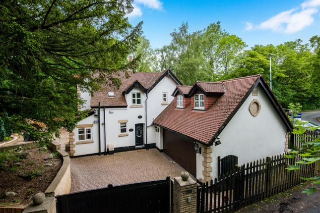 Thumbnail Detached house for sale in Worsley Road, Worsley, Manchester