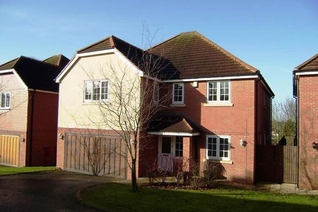 Thumbnail Detached house to rent in Clements Close, Kenilworth