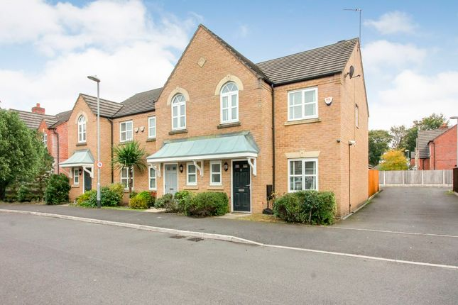 Semi-detached house to rent in Viscount Drive, Manchester