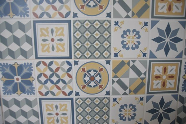 Kitchen Tiles of Tower Close, Pevensey Bay BN24