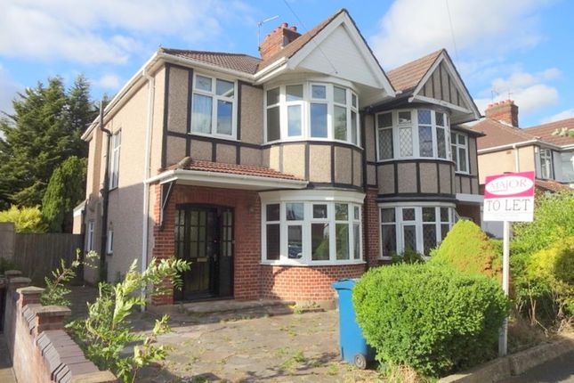 Thumbnail Semi-detached house to rent in Long Elms, Harrow Weald, Middlesex