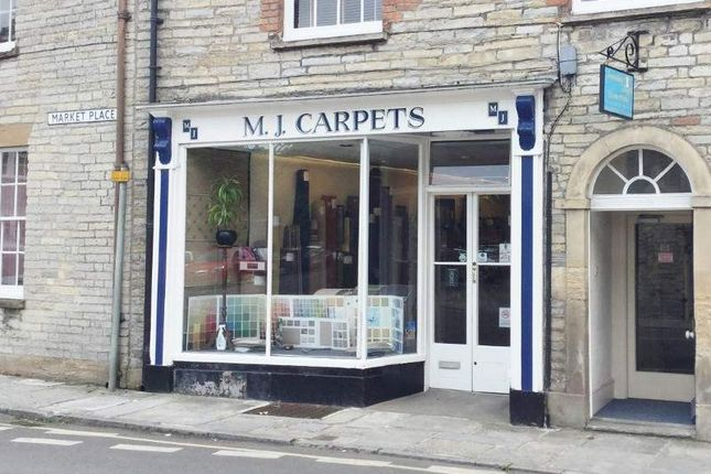 Thumbnail Retail premises for sale in Market Place, Somerton