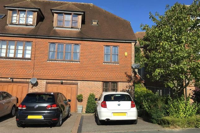Thumbnail Semi-detached house for sale in Beachy Head View, St Leonards-On-Sea, East Sussex