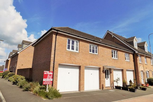 Thumbnail Property for sale in Coach House, De Clare Drive, Cardiff