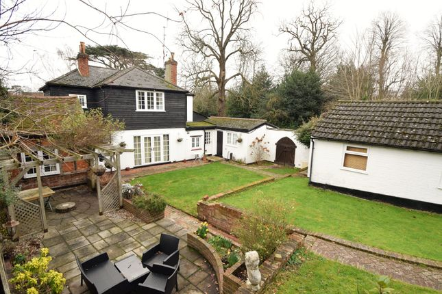 Thumbnail Detached house for sale in Cricket Hill Lane, Yateley