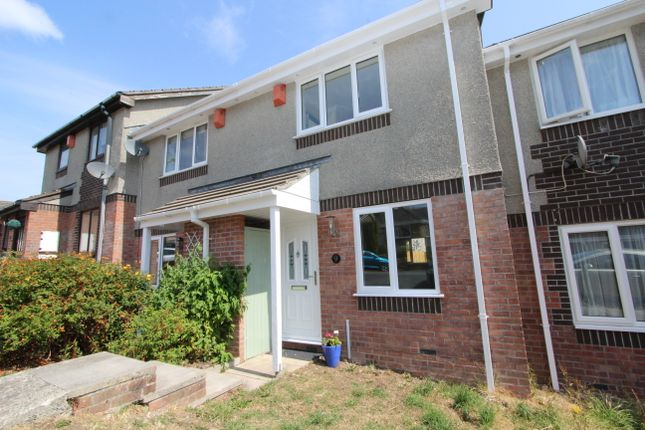 Thumbnail Terraced house to rent in Pendennis Close, Torpoint