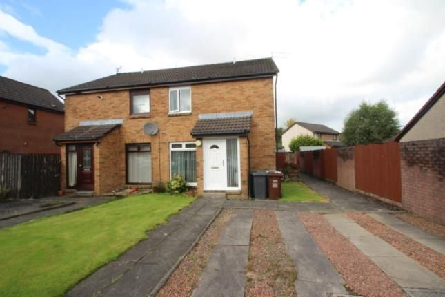 Thumbnail Semi-detached house for sale in Springholm Drive, Airdrie, North Lanarkshire