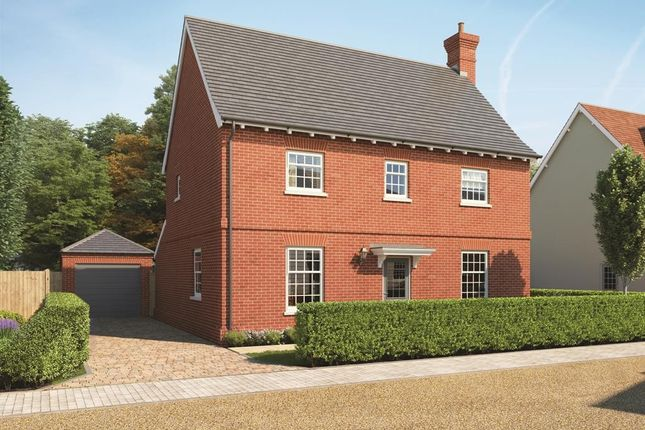 Thumbnail Detached house for sale in Westfield Lane, St. Osyth, Clacton On Sea, Essex, C016