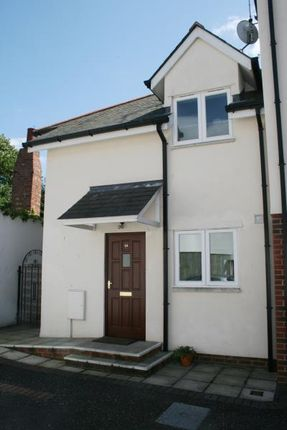 Thumbnail Terraced house to rent in Brook Street, Dawlish