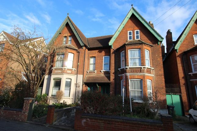 Thumbnail Semi-detached house to rent in Conduit Road, Bedford