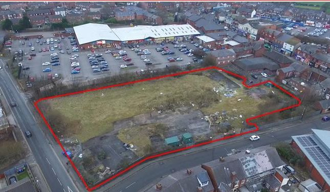 Commercial property for sale in Princess Road/York Road, Ashton In Makerfield, Wigan, Lancashire