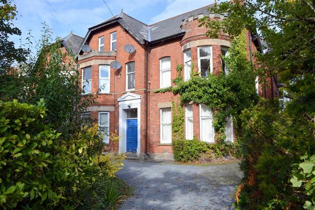 Thumbnail Flat to rent in 4, 12 Deramore Park, Belfast