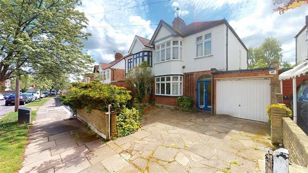 3 bed semi-detached house for sale in Woodlands Road, Isleworth, Middlesex TW7
