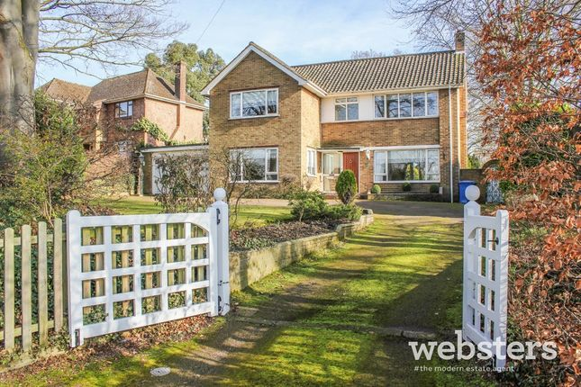 Thumbnail Detached house for sale in Bluebell Road, Norwich