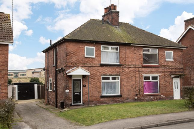 Thumbnail Semi-detached house for sale in Poplar Street, New Ollerton