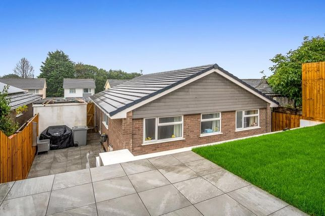 Thumbnail Detached bungalow for sale in Hobbs Crescent, Saltash, Cornwall