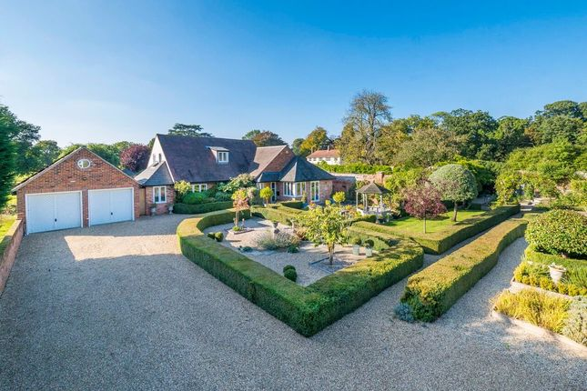 Thumbnail Detached house for sale in Twinstead, Sudbury, Suffolk