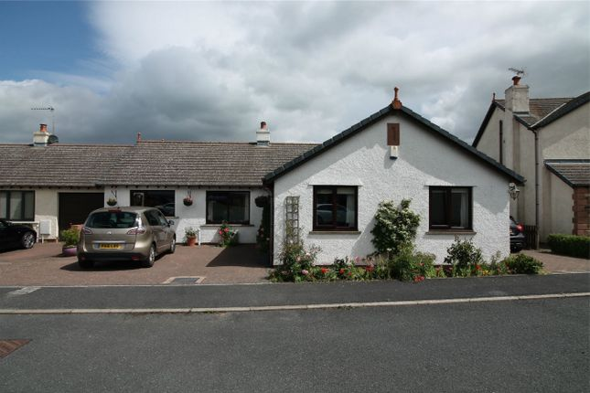 Thumbnail Semi-detached bungalow for sale in 17 Chestnut Close, Culgaith, Penrith, Cumbria